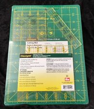Omnigrid Quilting Travel Kit Cutting Mat And 3 Rulers