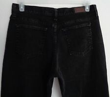 LEE Relaxed BOOT CUT At the Waist Jeans Size 12 Short 35 X 28.5 Cotton Blend