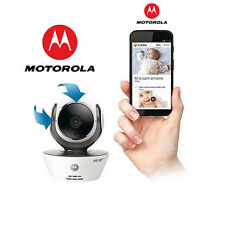GENUINE BRAND NEW Motorola MBP85 CONNECT WiFi Wireless Video Baby Monitor Camera