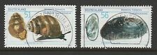Germany 2002 Endangered Species Molluscs SG 3116-3117 FU