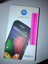 Sale! Brand new in box motorolla moto e XT1019 US CELLULAR CELL PHONE