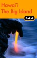 Fodor's Big Island of Hawaii Travel Guide & Map- 271 pages - New