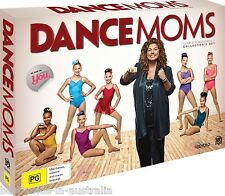 DANCE MOMS: Season 3+4 DVD 2015 NEW RELEASE TV SERIES Collector's Set 18-DISC R4