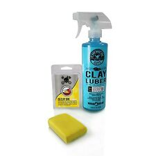 Chemical Guys CLY_113 OG Clay Bar & Luber Synthetic Lubricant Kit Light/Mediu...