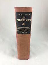 Le Miserables by Victor Hugo (All five volumes in one volume)
