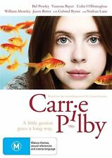 Carrie Pilby NEW R4 DVD