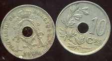 BELGIQUE 10 centimes 1926 ( belgique)