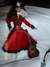 MATTEL BARBIE DOLL Country Rose Grand Ole Opry Barbie NRFB 1st in Series   SHOES