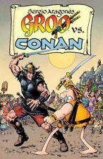Groo vs. Conan, Sergio Aragones