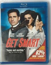 Get Smart Blu-ray Comedy 3 DVDs Bonus Scenes 62% More! Free Shipping