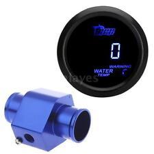 Water Temperature Pipe Sensor Gauge Radiator Hose Adapter 38mm Hot Sale C1T9