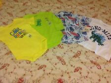 Baby Boy's clothes lot 24 mo 2T Oshkosh B'gosh body suit shirt T-shirt new