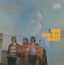 JOHN BASSMAN GROUP: Filthy sky; Missing Vinyl LP MV019; from The Netherlands