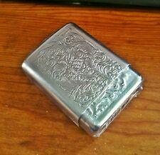 Fujima Aluminum Strong Box Slide Top King Size (Reg.) Cigarette Case