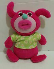 "Fisher Price 9"" Plush Pink Sing a Ma Jig Electronic Stuffed Animal Singing Toy"