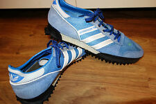 VINTAGE '80 ADIDAS MARATHON TR MADE IN WEST GERMANY UK 8.5, EU 42.5, VERY GOOD