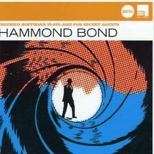 Ingfried Hoffmann, Hammond Bond: Ingfried Hoffmann Plays Jazz For Secret Agents