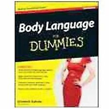Body Language For Dummies, Kuhnke, Elizabeth, Good Condition, Book