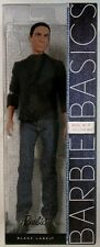 Barbie Basics Denim African American Ken Model No. 17 Collection 002 (Black La..