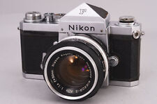 Nikon F eylevel 35mm SLR Film Camera + 50mm  from Japan [Excellent] S/N 64XXXXX
