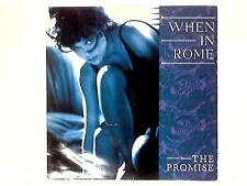 The Promise 12in  Vinyl (When In Rome - 1988) TENX 244 (ID:14888)