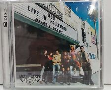 RBD - LIVE IN HOLLYWOOD (2006 BRAND NEW CD+DVD)