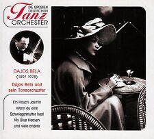 DAJOS BELA UND SEIN TANZ-ORCHESTER / CD - TOP-ZUSTAND