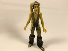 STAR WARS LOOSE POWER OF THE FORCE ROTJ JABBA'S THRONE DANCER OOLA WALMART EX