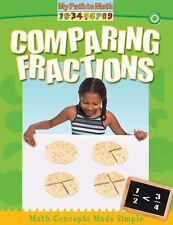 Comparing Fractions No. 34 by Minta Berry and Reagan Miller (2011, Paperback)