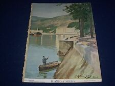 1908 DECEMBER 26 BLANCO Y NEGRO SPANISH MAGAZINE - NICE ILLUSTRATIONS - J 286