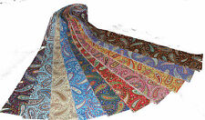 """17 2.5"""" Quilting Fabric Jelly Roll Strips Paisley, Paisley and more Paisley!!!"""