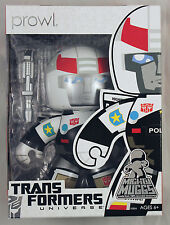 SDCC 2010 Exclusive Hasbro Might Muggs Transformers Prowl