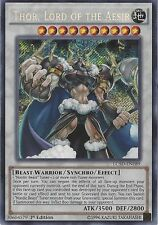 Yugioh Nordic Budget Deck #3 - Valkyrie - Mara - Odin - Thor - NM - 43 Cards