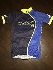 Womens Cycling Bike Jersey Nautica Equinox Triathlon Squadra XS
