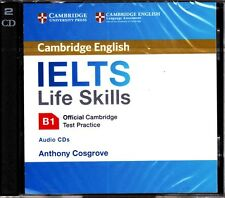 Official Cambridge English IELTS LIFE SKILLS B1 Test Practice Audio CD's @NEW@