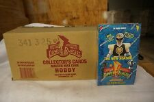 A Case of Mighty Morphin Power Rangers Hobby Edition New SeasonUnopened  NS07
