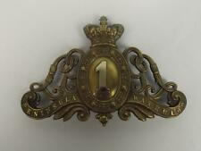 Victorian 1st Life Guards Regiment Ammo Pouch Badge