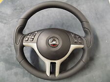STEERING WHEEL  MULTIFUNCTION   BMW E46 M3 E 39 M5 X5 AC SCHNITZER