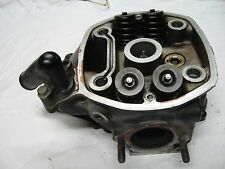 Left Cylinder Head, Valves & Springs from 1982 Honda CX500T P169
