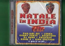 NATALE IN INDIA OST COLONNA SONORA CD NUOVO SIGILLATO