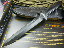 HIGH QUALITY! COLLECTION RAMBO FIRST BLOOD PART II BOOT DAGGER HUNTING KNIFE