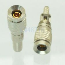1pce Connector DIN 1.0/2.3 male plug crimp RG174 RG316 LMR100 cable straight
