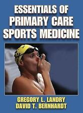 Essentials of Primary Care Sports Medicine-ExLibrary