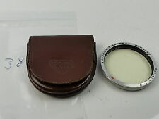 GENUINE ROLLEI ROLLEIFLEX BAY III UV FILTER BAY 3 2.8F 2.8C ETC  38