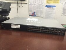 Cisco SF300-24 10/100 Small Business Managed Desktop Switch