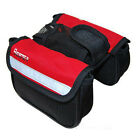 Cycling Bike Bicycle Trame Front Basket Tube Pannier Bag For Smart Cell Phone