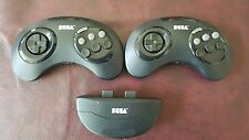 Sega Genesis wireless controller's with receiver