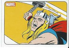 Marvel THOR Promotion Trading Card 70 Years Marvel Comics #P2 Very Rare Avengers