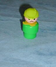 Vintage Fisher Price Little People Castle Rare 1988 Plastic Woodsman Excellent!