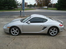 Porsche: Cayman 5-Speed Manual Salvage Rebuildable